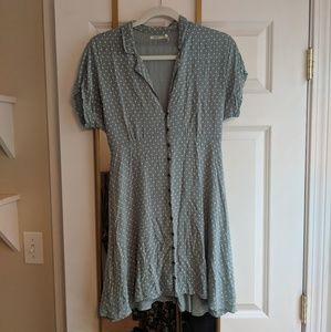 Blue/turquoise dress